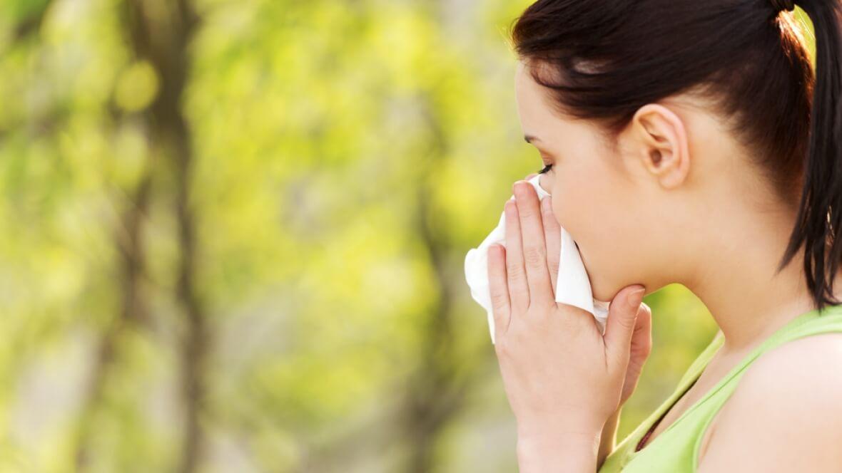 Alergijska kijavica