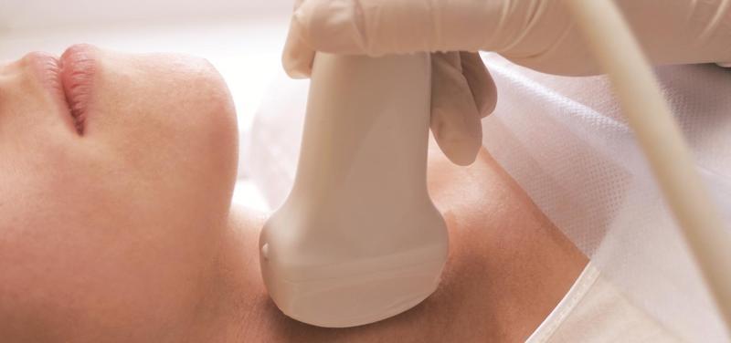 UZ pregled štitne žlezde