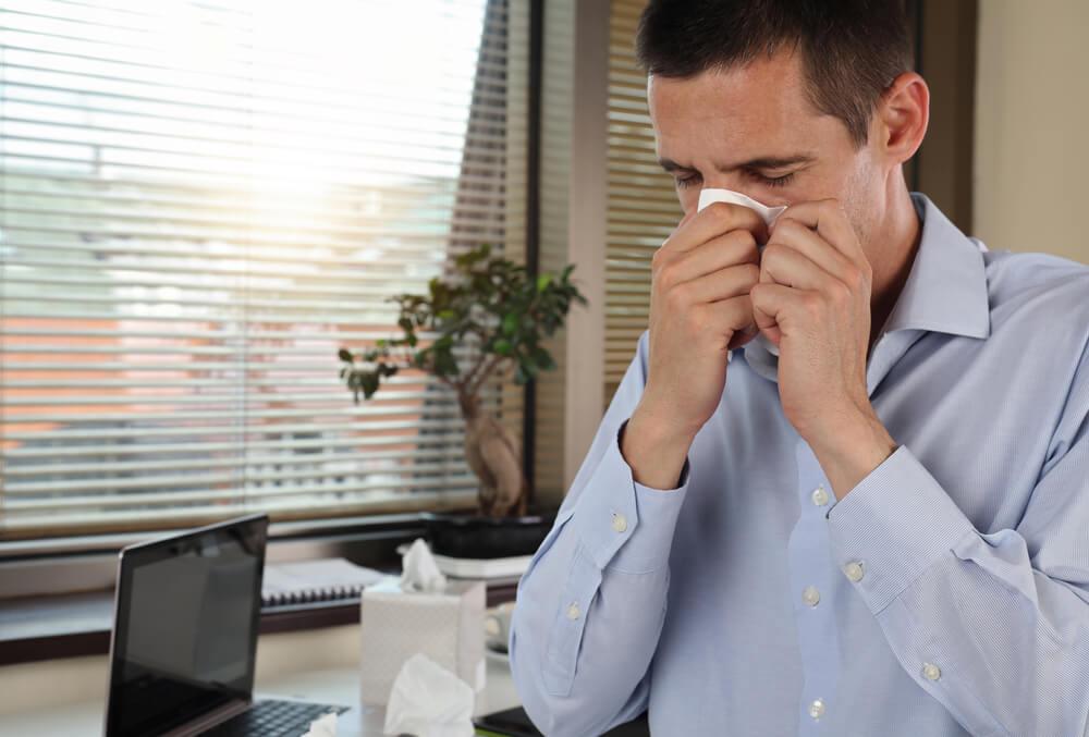 Alergija na ambroziju komplikacije Dr Nestorov